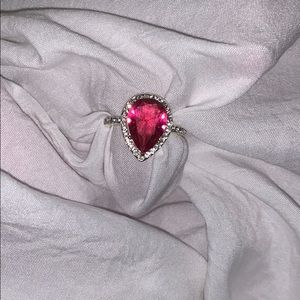 Stunning Costume cocktail ring.